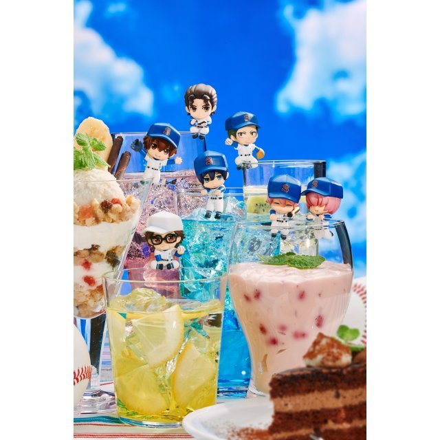 Ochatomo Series Ace of Diamond Cup no Uedemo Tokkunda! (Set of 8 pieces)
