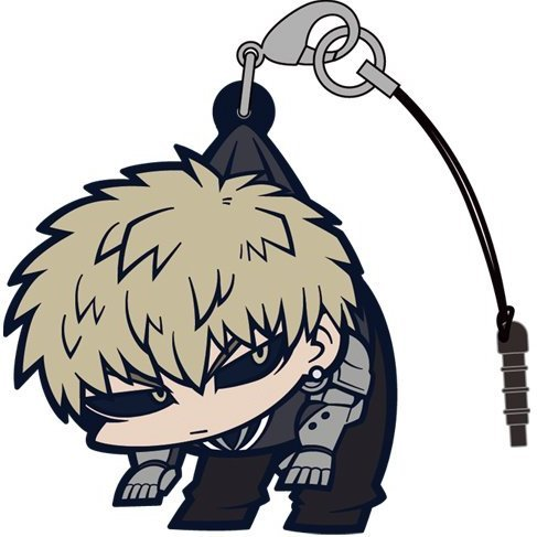 One-Punch Man Tsumamare Strap: Genos