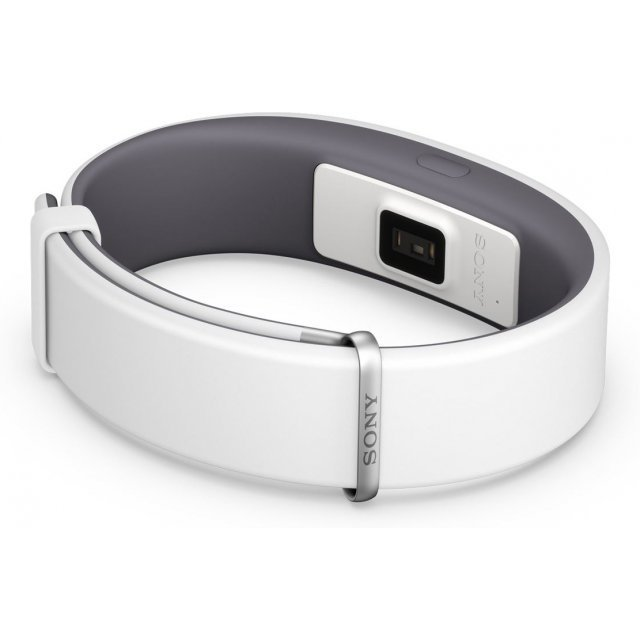Sony SmartBand 2 SWR12 Activity Tracker (White)