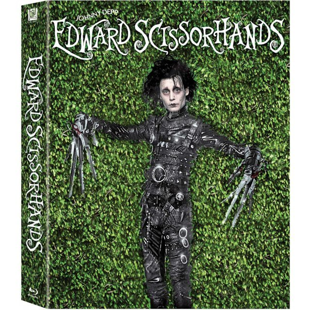 Edward Scissorhands (25th Anniversary Edition) [Limited Edition]