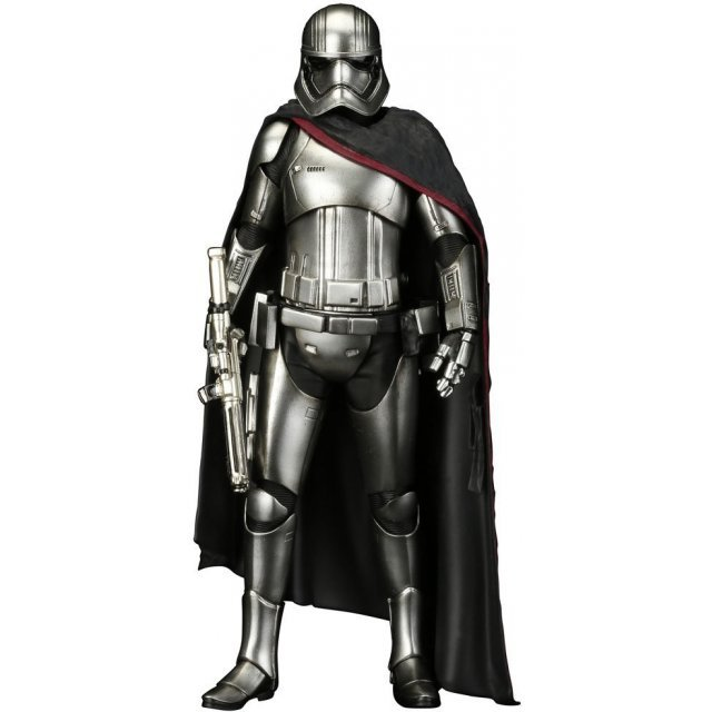 ARTFX+ Star Wars Episode VII The Force Awakens 1/10 Scale Pre-Painted Figure: Captain Phasma