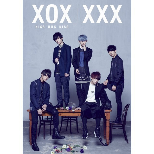 Xxx [CD+DVD Limited Edition]