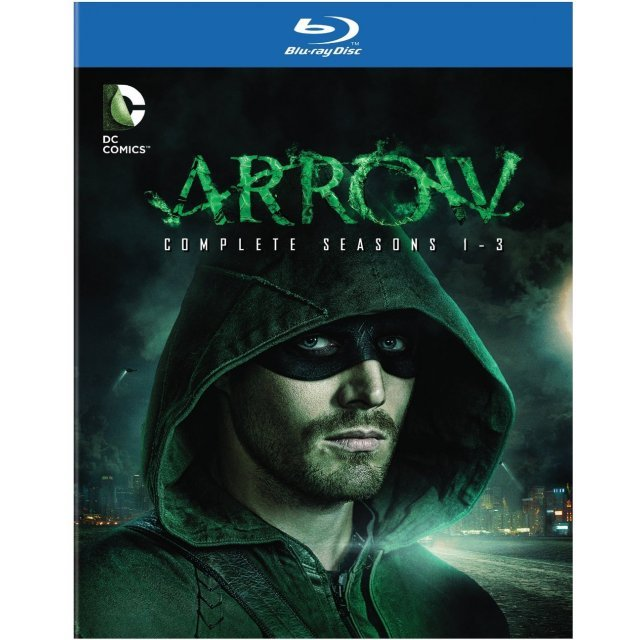 Arrow: The Complete Seasons 1-3