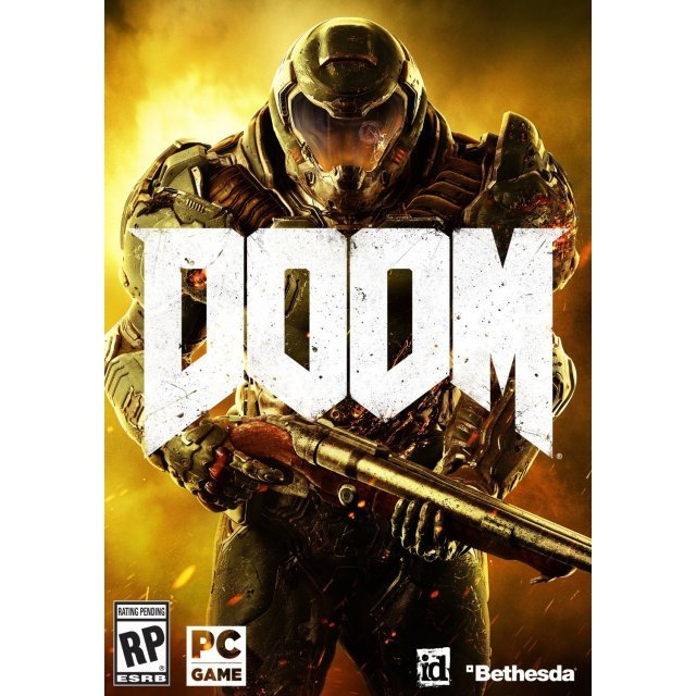 DOOM (DVD-ROM) (English)