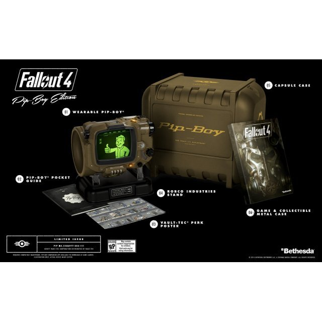 Fallout 4 [Pip-Boy Edition] (English & Chinese Subs)