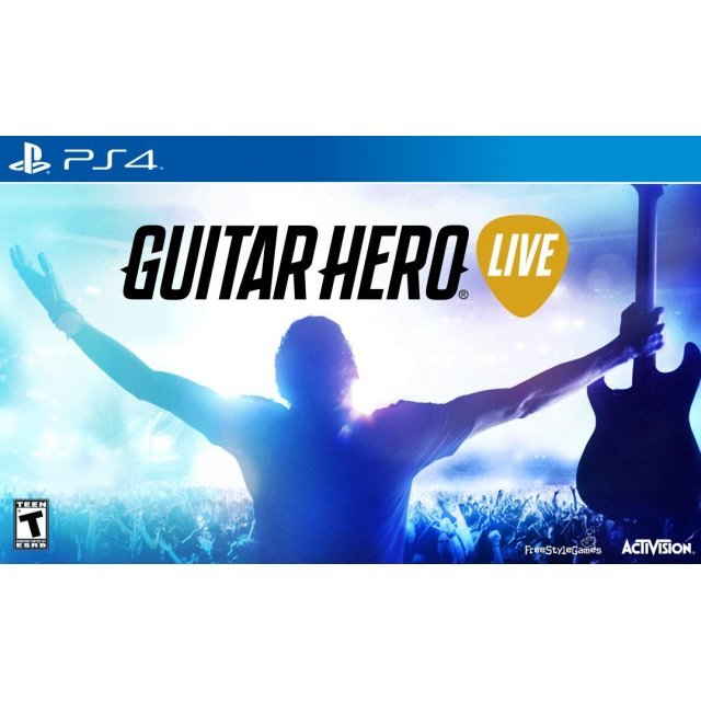 Guitar Hero Live (2 Guitar Bundle Pack)