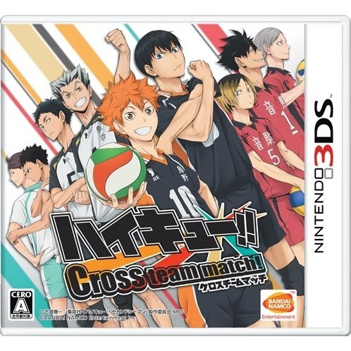 Haikyu!! Cross Team Match!
