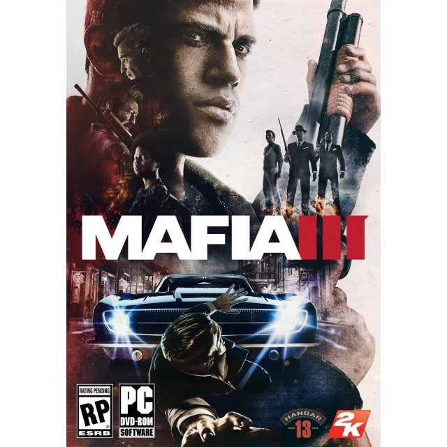 Mafia III (DVD-ROM) (English & Chinese Subs)
