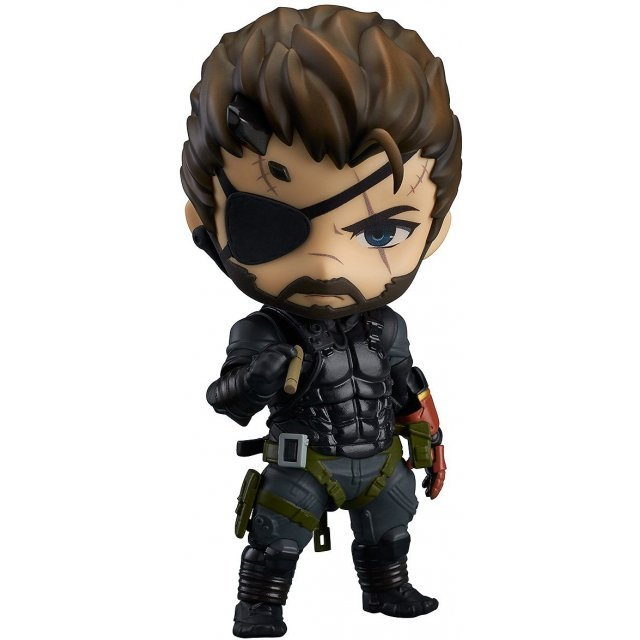 Nendoroid No. 565 Metal Gear Solid V The Phantom Pain: Venom Snake Sneaking Suit Ver. [GSC Online Shop Exclusive Ver.]