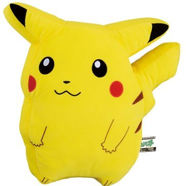 Pocket Monsters Big Cushion: Pikachu We Meet Again