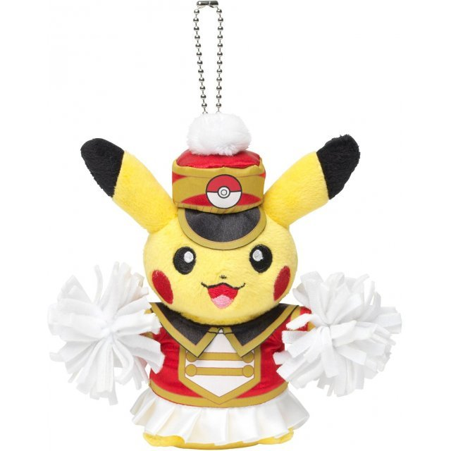 Pokemon Center Original Mascot: Pikachu Carnival (Female)