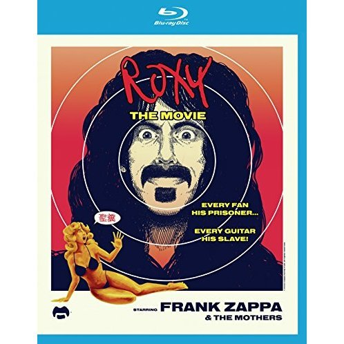 Roxy: The Movie [Blu-ray+CD]