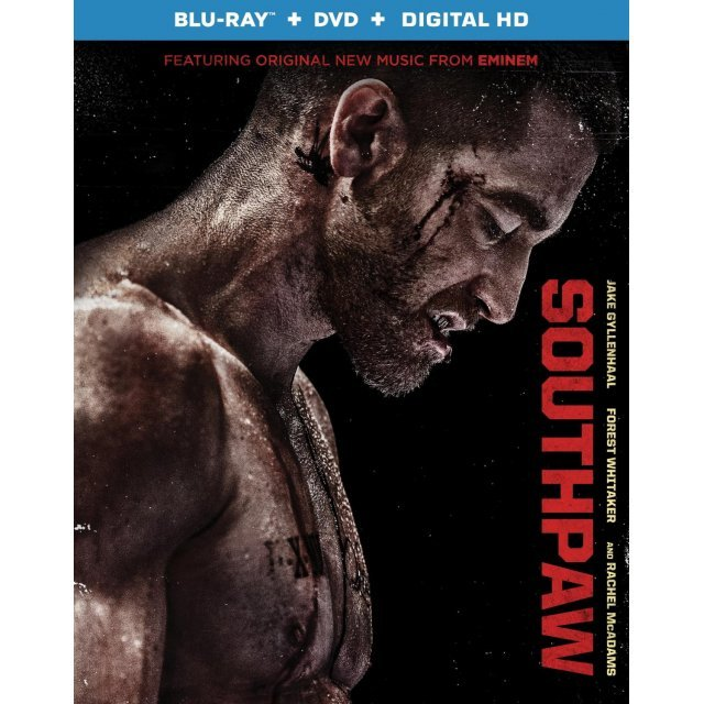 Southpaw [Blu-ray+DVD+UltraViolet]