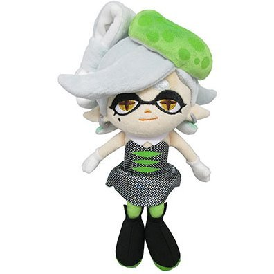 Splatoon All Star Collection Plush: Hotaru (S) (Re-run)