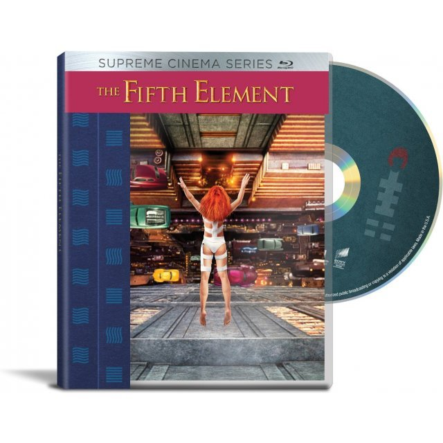 The Fifth Element (Supreme Cinema Series)