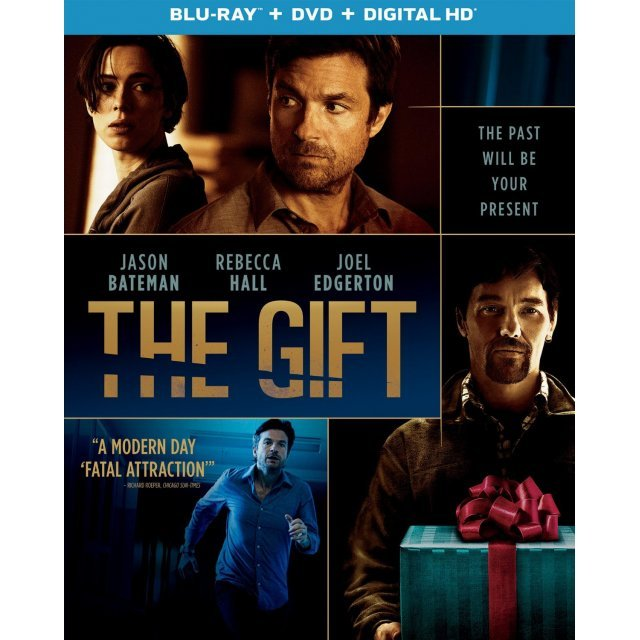 The Gift [Blu-ray+DVD+Digital Copy+UltraViolet]