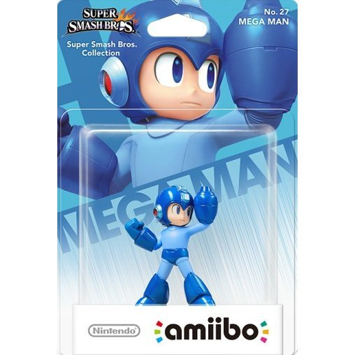 amiibo Super Smash Bros. Series Figure (Mega Man)