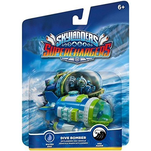 Skylanders SuperChargers Character Pack: Vehicle Dive Bomber