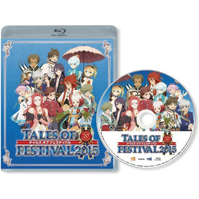 Tales of Festival 2015 [1 Nichime]