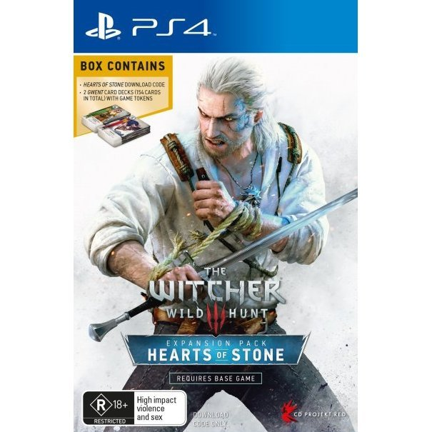 The Witcher 3: Wild Hunt - Hearts of Stone (Expansion Pack)