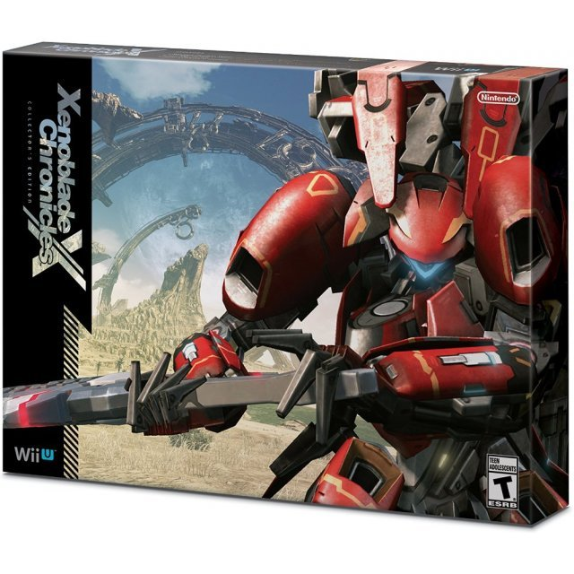 Xenoblade Chronicles X (Special Edition)