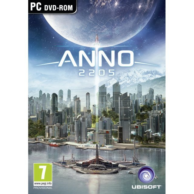 Anno 2205 (DVD-ROM) (English)