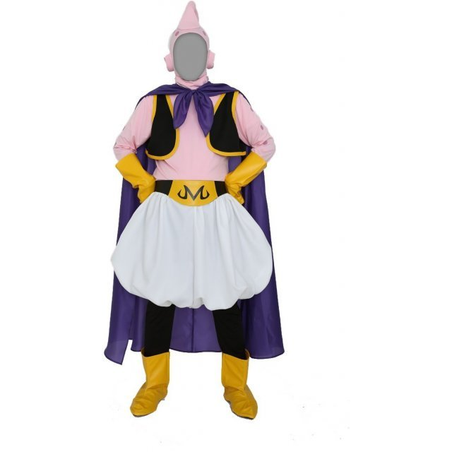Dragon Ball Kai Costume Set: Majin Boo (Free Size)