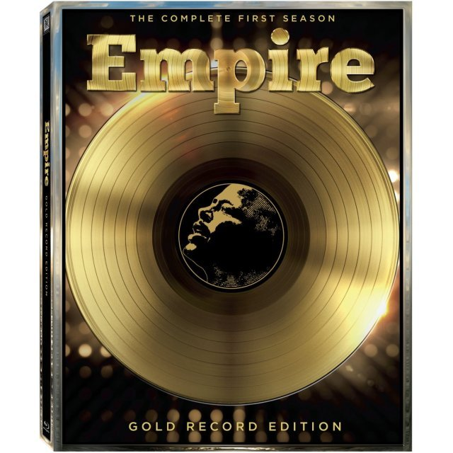 Empire: The Complete First Season (Gold Record Edition) [Blu-ray+CD]