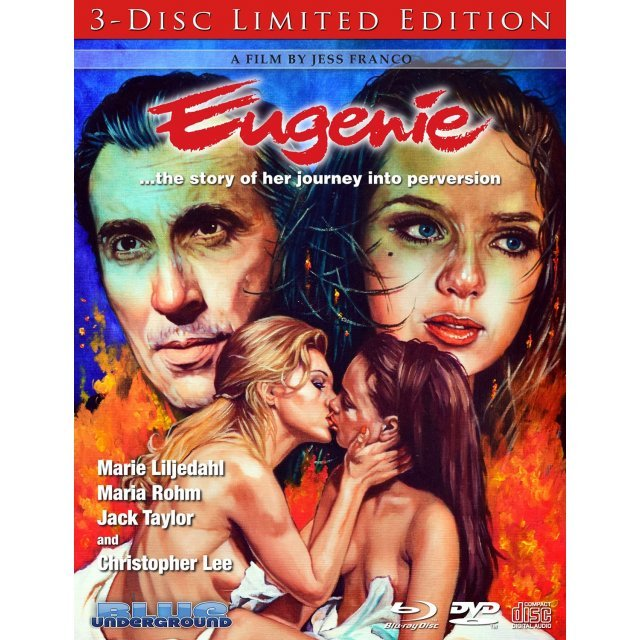 Eugenie (Limited Edition) [Blu-ray+DVD+CD]
