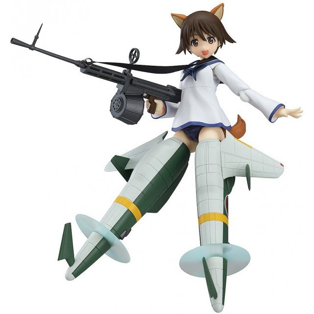 figma Strike Witches the Movie: Yoshika Miyafuji Shinden Ver.