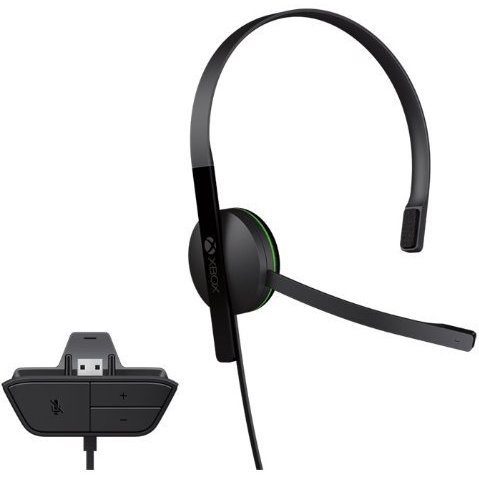 Xbox One Chat Headset (US)