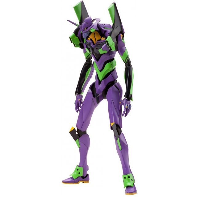 Rebuild of Evangelion 1/400 Scale Model Kit: Purpose Humanoid Decisive Battle Weapon EVA Unit 01 (Re-run)