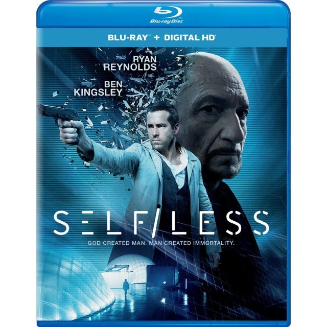 Self/Less [Blu-ray+Digital Copy+UltraViolet]