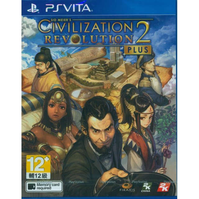 Sid Meier's Civilization Revolution 2+ (Multi Language)