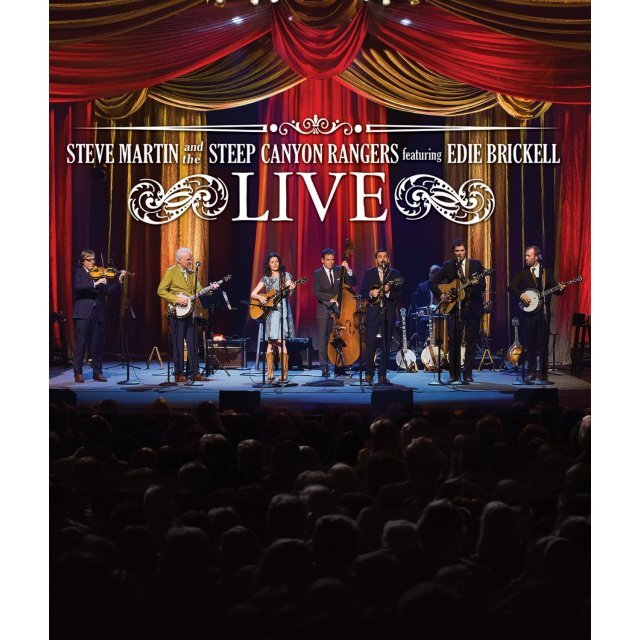 Steve Martin & the Steep Canyon Rangers featuring Edie Brickell Live