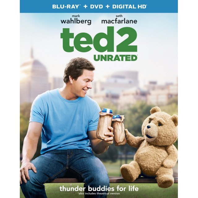 Ted 2 [Blu-ray+DVD+Digital HD]