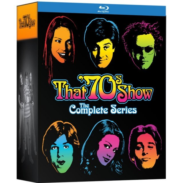 That '70s Show: The Complete Series (1-8 Seasons)