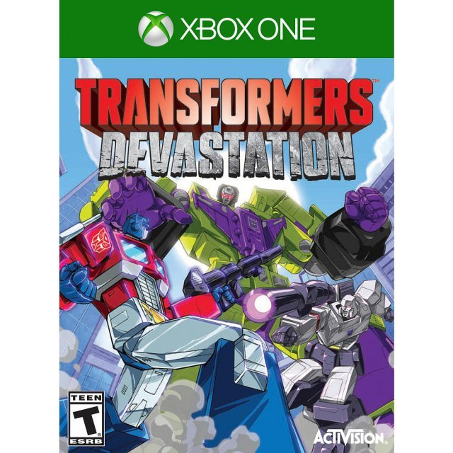Transformers: Devastation (English)