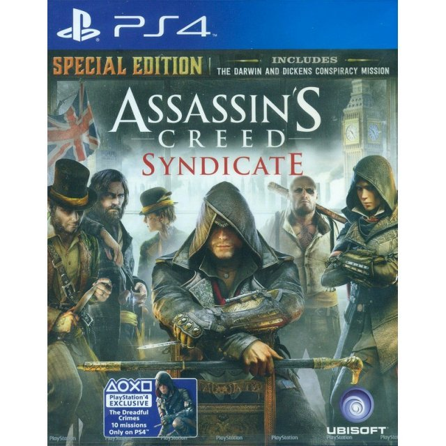 Assassin's Creed Syndicate (Special Edition) (English)