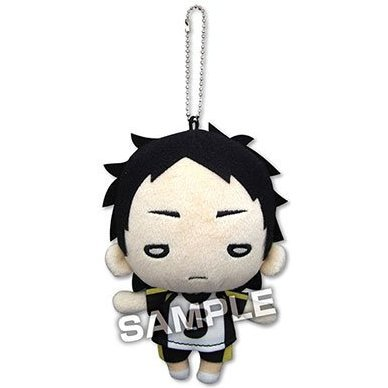 Haikyu!! Second Season Plush with Ball Chain: Akaashi