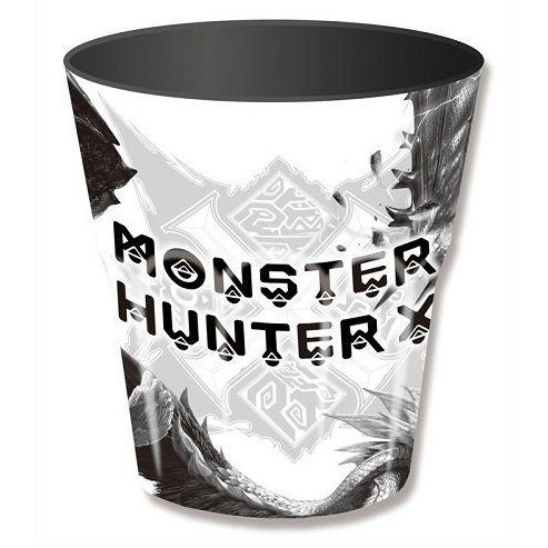 Monster Hunter X Melamine Cup: Monster (Monochrome)
