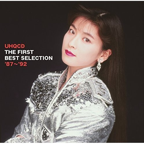 Moritaka Chisato The First Best Selection 87-92 [UHQCD]