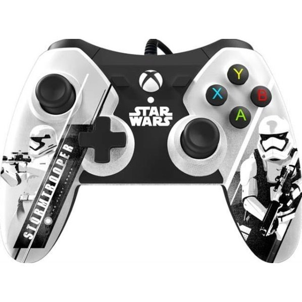 Xbox One Star Wars Episode VII Wired Controller (Stormtrooper)