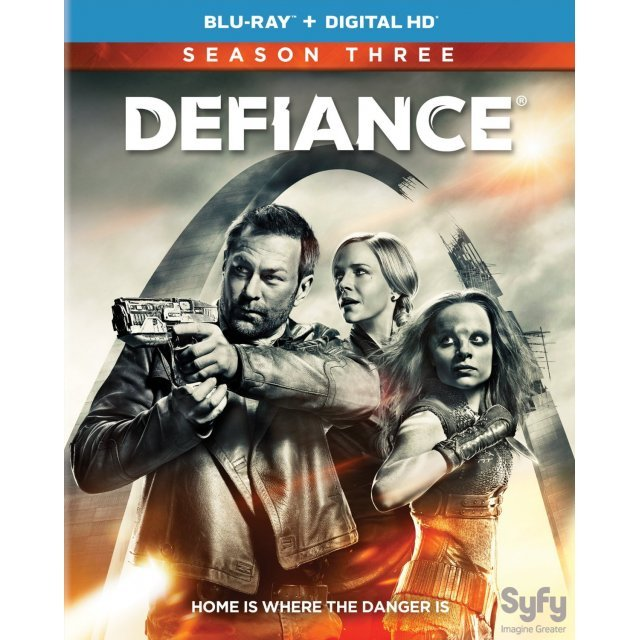 Defiance: Season Three [Blu-ray+Digital HD]