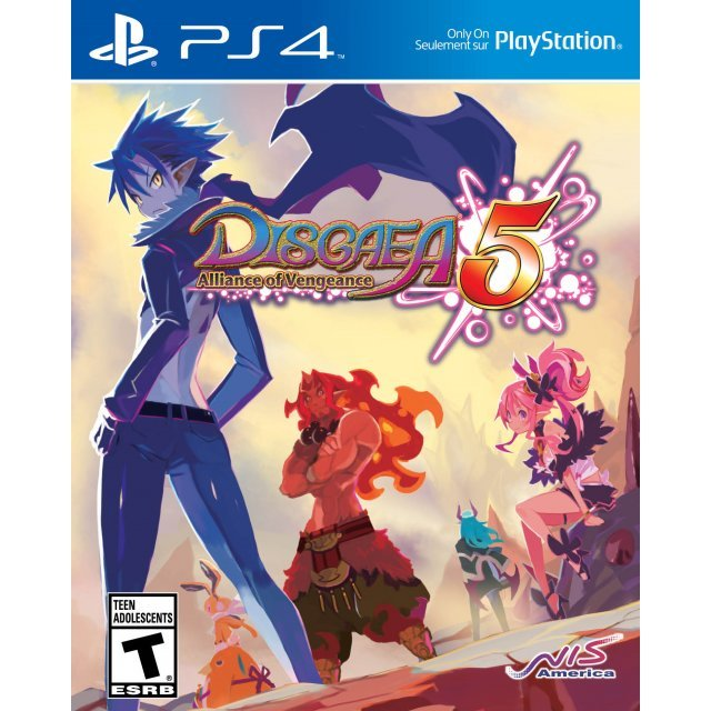 Disgaea 5: Alliance of Vengeance (English)