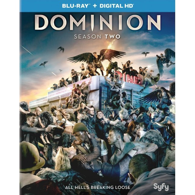 Dominion: Season Two [Blu-ray+Digital HD]