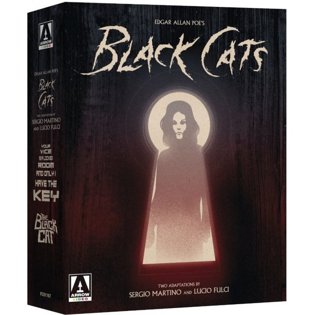 Edgar Allan Poe's Black Cats [Limited Edition]