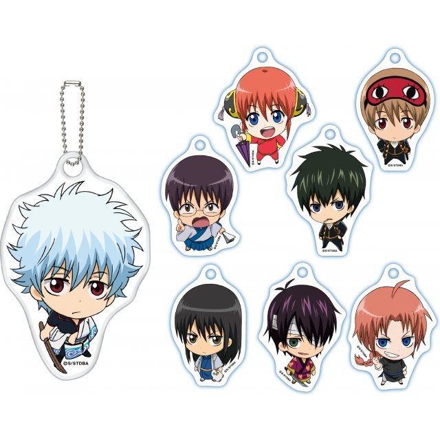 Gintama Miagete Mascot (Set of 8 pieces)