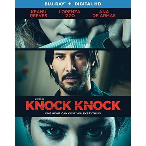 Knock Knock [Blu-ray+Digital HD]