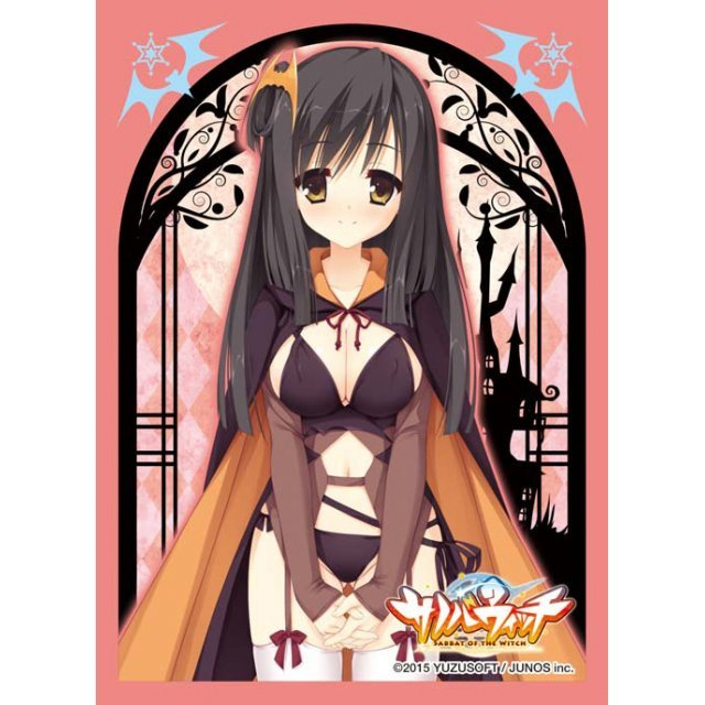 Sabbat of the Witch Character Sleeve Collection: Togakushi Touko Ver.2